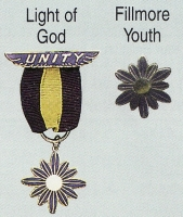 Light of God & Fillmore Youth medals